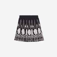 EMBROIDERED SKIRT - View All-SKIRTS-WOMAN-SALE | ZARA United States