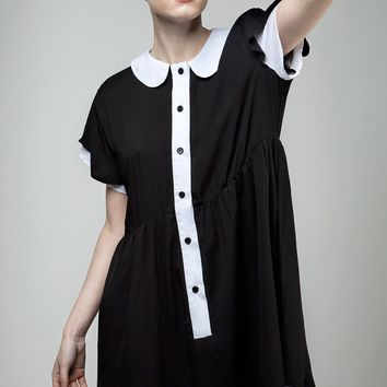 Hettie Collared Dress