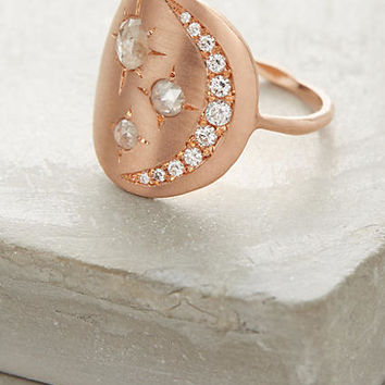 Diamond Starlight Ring