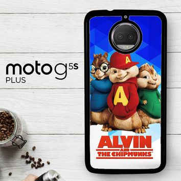Alvin And The Chipmunks R0317  Motorola Moto G5S Plus Case
