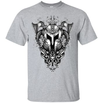 Armour Viking Men's or Ladies Tee Shirt