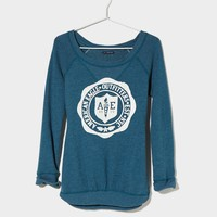 AE Signature Sweatshirt | American Eagle Outfitters