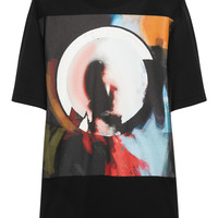 Givenchy - Madonna Halo printed cotton-jersey T-shirt