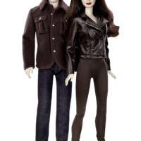 The Twilight Saga: Breaking Dawn–Part 2 Bella & Edward Giftset | Barbie Collector