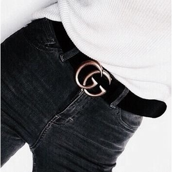 GUCCI Belt Fashion Belt Have Gift Box