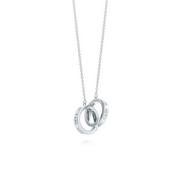 Tiffany & Co. - Tiffany 1837®:Interlocking Circles Pendant