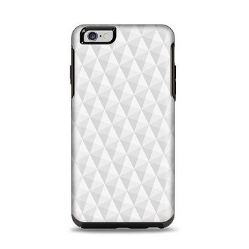 The White Studded Seamless Pattern Apple iPhone 6 Plus Otterbox Symmetry Case Skin Set