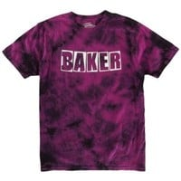 Baker Brand Logo Marbled T-Shirt - Men's at CCS
