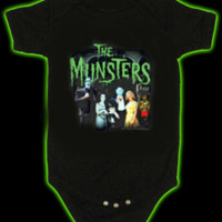 Halloweentown Store: The Munsters Family 1313 Onesuit