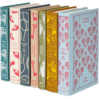 Jane Austen Classics, Set of 7, Non-Fiction Books