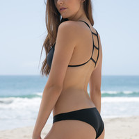 Stone Fox Swim - Malibu Bottom | Onyx