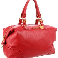 R & Em  Overnighter Satchel - designer shoes, handbags, jewelry, watches, and fashion accessories   endless.com