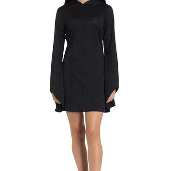 Hoodie Skater Dress by Jawbreaker