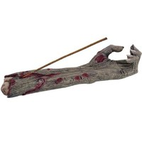 Zombie Arm Incense Holder - Creepy Undead Hand Burner Halloween Decoration