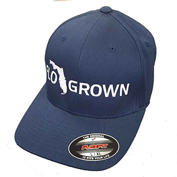 Blue Flogrown Hat