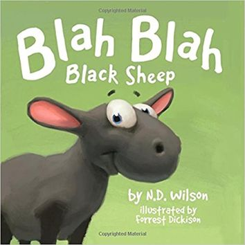 Blah Blah Black Sheep Board book – December 12, 2014