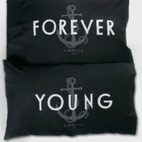 Glamour Kills Clothing - Forever Young Pillowcase Set