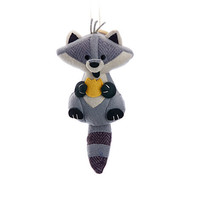 Disney Parks Meeko Storybook Plush Holiday Ornament New with Tags