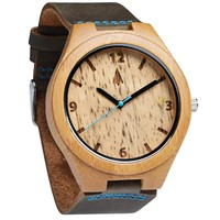 Wooden Watch // Mango Wood
