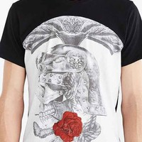 Tee Library Alexander The Great Tee- White
