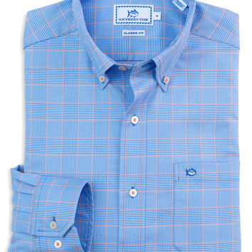 Southern Tide - Coral Springs Plaid Sport shirt