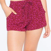 FULL TILT Ethnic Print Womens Shorts | Shorts