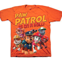 Paw Patrol - On a Roll Toddler T-Shirt