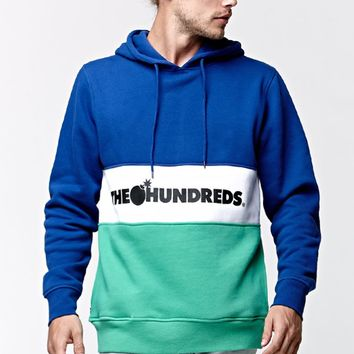 The Hundreds Lakewood Pullover Hoodie - Mens Hoodie - Blue
