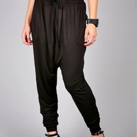 Drawstring Hammer Pants | Trendy Affordable Clothes at Pink Ice