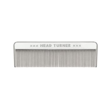 EASY TIGER HEAD TURNER METAL POCKET COMB