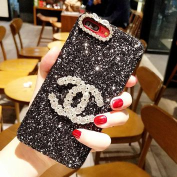 CHANEL Hot ! iPhone X iPhone 8 plus - Stylish Cute On Sale Hot Deal Apple Matte Couple Phone Case For iphone 6 6s 6plus 6s plus
