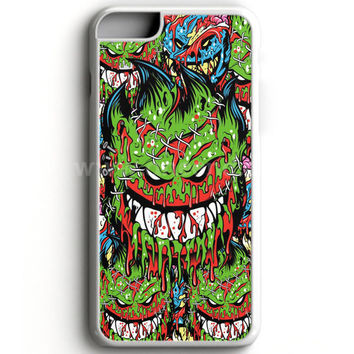 Spitfire Monster Skateboard Wheels iPhone 7 Case | aneend