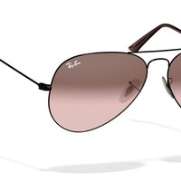 Customize Ray-Ban RB3025 Aviator Large Metal Sunglasses | Ray-Ban USA