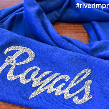 ROYALS t-shirt infinity scarf, or your choice of mascot