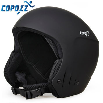 COPOZZ Ski Helmet Men Women PC+EPS Winter Outdoor Sports Skiing Snowboard Skateboard Helmet