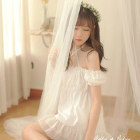 [Dolly Peiliee] Angel Doll Lace Sleeping Set from Peiliee.com