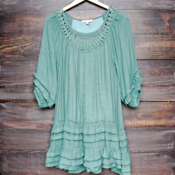 summertime sadness festival dress - jade