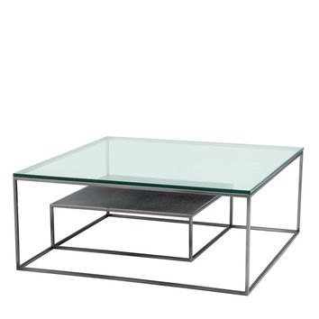 Two Level Square Coffee Table | Eichholtz Durand