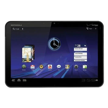 "Motorola XOOM MZ602 32GB, Wi-Fi + 3G / 4G LTE Verizon 10.1"" Tablet (Black, Non-Retail Packaging)"