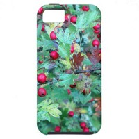 Oak and berries iPhone 5 covers from Zazzle.com