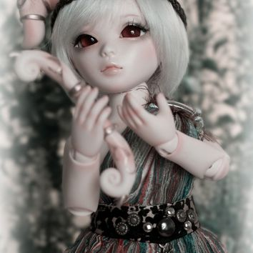 Gela, 26cm Impldoll - BJD Dolls, Accessories - Alice's Collections