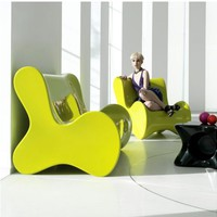 Doux Sofa Two Seater | Vondom | Sofas | AmbienteDirect.com