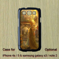 Tangled -- Samsung Galaxy S3 case , Samsung Galaxy Note2 case , iPhone 4&4S case , iPhone 5 case