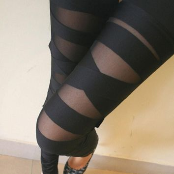 Sexy Gothic Leggings for Women