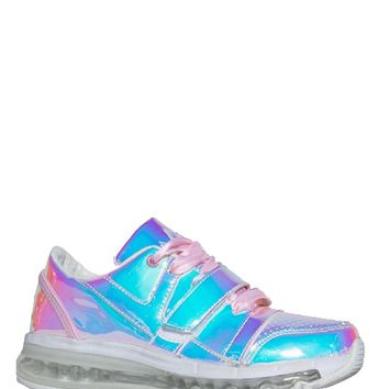 Y.R.U. AIIRE ATLANTIS LIGHT UP Shoes hologram sneakers