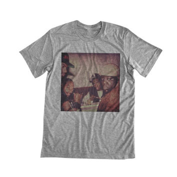 Biggie Shirt | Notorius BIG, Snoop Dogg, Puff Daddy Throwback TShirt | Classic Hip Hop Clothing