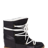 FOREVER 21 Chukka Wedge Bootie