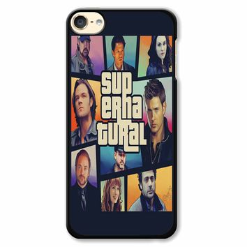 Supernatural - Gta Style iPod Touch 6 Case