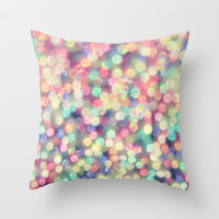 *** CUTE TIFFANY ***  Throw Pillow by Monika Strigel