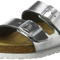 Birkenstock Arizona Soft Footbed Leather Sandal-1